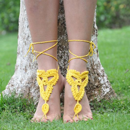 2015hot-Handmade-sandálias-Barefoot-tornozeleira-Crochet-Barefoot-Sandals-praia-toe-anel-tornozeleira-moda-sexy-biquíni-w494